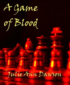 A Game of Blood Book Cover