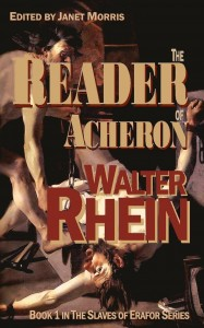 Cover art for The Reader of Archeron