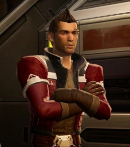 My Sith Inquisitor's only regret about their romance is that she had no opportunity to taunt his mother over it.